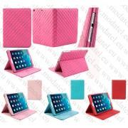 """Apple iPad Air (кожен калъф) """"Romb style"""""""
