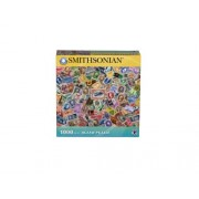 Smithsonian U.S. Postage Historical Stamp Collection 1000 pieces Jigsaw Puzzle by Discovery Bay Games