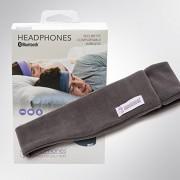 SleepPhones Wireless   Bluetooth Headphones   Ultra Thin Speakers   Lightweight & Comfortable Headband   Best for Insomnia   Includes Micro USB for Recharging   Soft Gray - Fleece Fabric