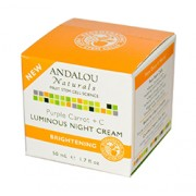 PURPLE CARROT +C LUMINOUS NIGHT CREAM (1.7oz) 50ml