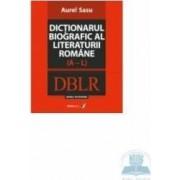 Dictionarul biografic al literaturii romane A-l - Aurel Sasu