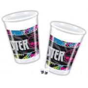 Monster High parti pohár - 10 db