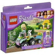 LEGO Friends Stephanies Pet Patrol 3935