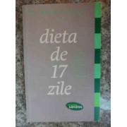 Dieta De 17 Zile - Dr. Mike Moreno