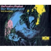 Der Steppenwolf. 6 CD's by Hermann Hesse