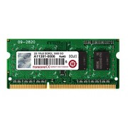 Transcend 2 GB DDR3L Low Voltage SO-DIMM 204-Pin 1Rx8 1600 Mhz Laptop Ram (TS256MSK64W6N)