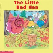 The Little Red Hen by Lucinda McQueen