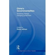 China's Governmentalities by Elaine Jeffreys