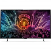 Televizor Philips LED Smart TV 49 PUH6101/88 4K Ultra HD 124cm Black