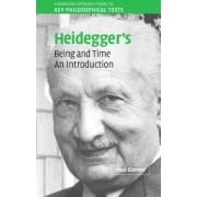 Heidegger's Being and Time by Paul Gorner