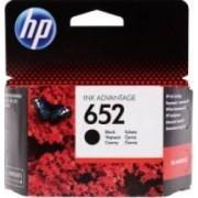 Cartus HP 652 Black 360 pag. Deskjet Ink Advantage 1115 2135 3635 3835