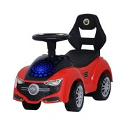 Brunte Red push kids Ride-On Car with Disco Lights and Sound good quality