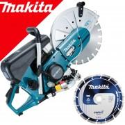MAKITA EK7651H Debitator in 4 timpi + B-13524 DISC DIAMANTAT COMET 350