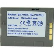 BN-V107 JVC kamera akku 7,2V 650mAh (252101)