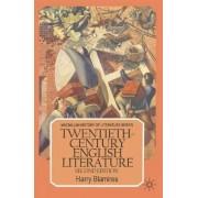 Twentieth Century English Literature by Harry Blamires