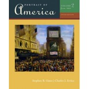 Portrait of America: v. 2 by Stephen B. Oates