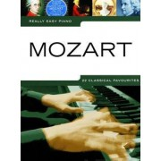 Really Easy Piano by Wolfgang Amadeus Mozart