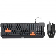 Kit tastatura si mouse Somic Xeiyo T502 Gaming Combo