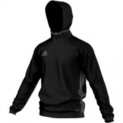 adidas Fleecejacke CONDIVO 16 - black/vista grey | XL