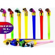 36 XL Party Blowers With Noise DJ Party Blowers Squawkers Party Supplies Party Favors Party Blowers