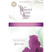 Woman's Study Bible-KJV-Signature by Nelson Bibles
