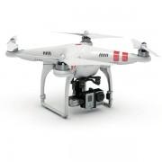 Dron DJI Phantom 2 con Zenmuse H3-2D