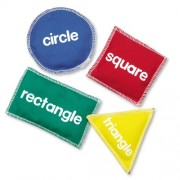 Learning Resources - Bean Bags Shape