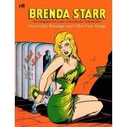 Brenda Starr: The Complete Pre-Code Comic Books Volume 1 by Matt Baker