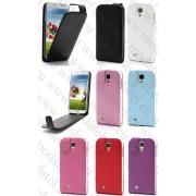 "Samsung Galaxy S4 I9500 (кожен калъф) ""Smooth Style"""