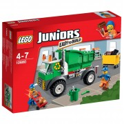 LEGO® Juniors Camion pentru gunoi 10680