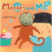 Monkey and Me by Angela Muss