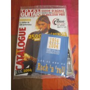 Total Guitar 36 H - Dossier Le Matos 300 Guitaristes / Les 50 Ans Du Rock'n'roll