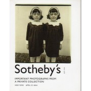 Sotheby's Important Photographs From A Private Collection New York April 27 2004