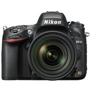 Nikon D610 24.2 MP Digital SLR Camera (Black) with Body Only