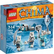 LEGO Chima IJsbeerstam Vaandel - 70230