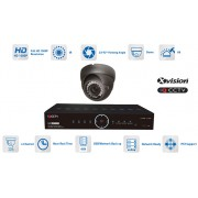 Kamerové systémy AHD - 1x kamera 1080P s 40m IR a DVR