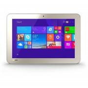 "Toshiba Encore 2 WT10-A32 - Tablet - no keyboard - Atom Z3735G / 1.33 GHz - Windows 8.1 - 1 GB RAM - 32 GB SSD - 10.1"" touchscreen 1280 x 800 - Intel HD Graphics - matte satin gold"