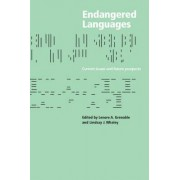 Endangered Languages by Lenore A. Grenoble