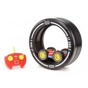 Little Tikes - -Car Neumático Twister con su neumático - Radio Control - Negro / Rojo / Azul