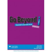 Cole, A: Go Beyond Teacher's Edition Premium Pack Intro