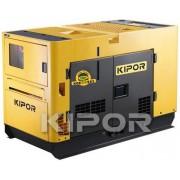 Generator insonorizat Kipor KDE 20 SS3
