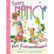 Fancy Nancy: Poet Extraordinaire!, Hardcover