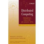 Distributed Computing by Hagit Attiya