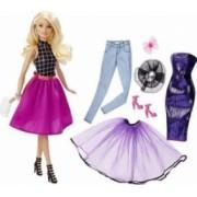 Papusa Mattel Barbie BRB Fashion Mixn Match Blonde Doll