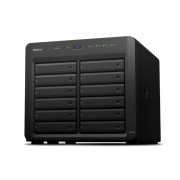 NAS SYNOLOGY DS2415+ 12 BAHIAS/HASTA 120TB Y CON UNIDAD DE EXPANSION HASTA 240TB/2.4 GHZ/2GB DDR3/LAN 1GIGABITX4/ USB 3.0X4/USBX3/HOT-SWAP