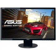 "Monitor Gaming LED ASUS 24"" VE248HR, Full HD (1920 x 1080), VGA, DVI-D, HDMI, 1 ms GTG, Boxe (Negru)"
