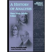 A History of Analysis by Hans Niels Jahnke