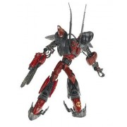 Cyber Units Ultra Action Figure: Guardian Unit 001 - Red