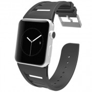 Case-Mate Vented Band Apple Watch 42mm zwart
