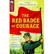 Oxford Reading Tree Treetops Greatest Stories: Oxford: The Red Badge of Courage Level 15 by Maureen Haselhurst